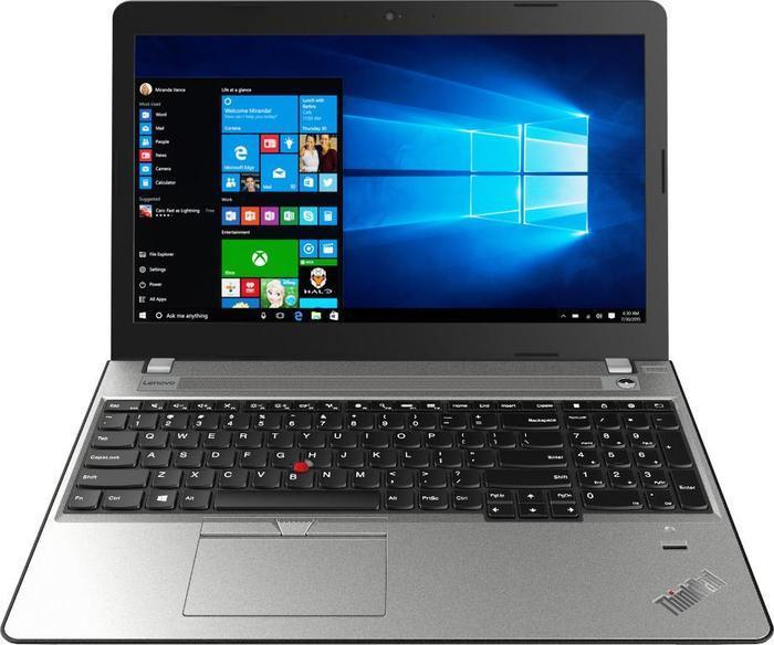 Lenovo ThinkPad E570, Core i7-7500U, 8GB RAM, 256GB SSD, GeForce GTX 950M (20H500B4GE)
