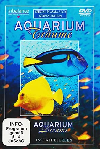 Ambiente: Aquarium Träume -- via Amazon Partnerprogramm