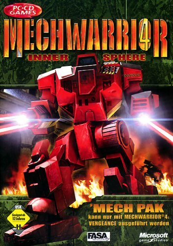 MechWarrior 4: Inner Sphere (Add-on) (deutsch) (PC) -- via Amazon Partnerprogramm