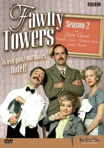 Fawlty Towers Staffel 2