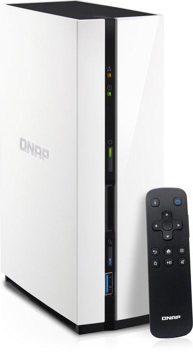 QNAP Turbo Station TAS-168, 1x Gb LAN