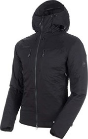 Mammut Rime IN Flex Hooded Jacke black/phantom (Herren) (1013-00500-00189)
