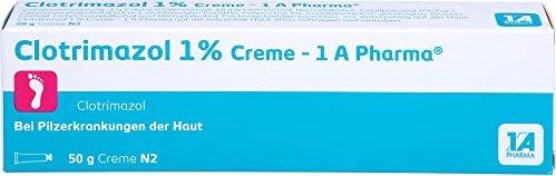 Bild von 1A Pharma Clotrimazol 1% Creme,   50g