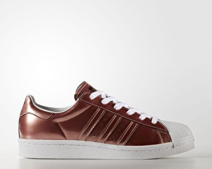 adidas superstar damen metallic