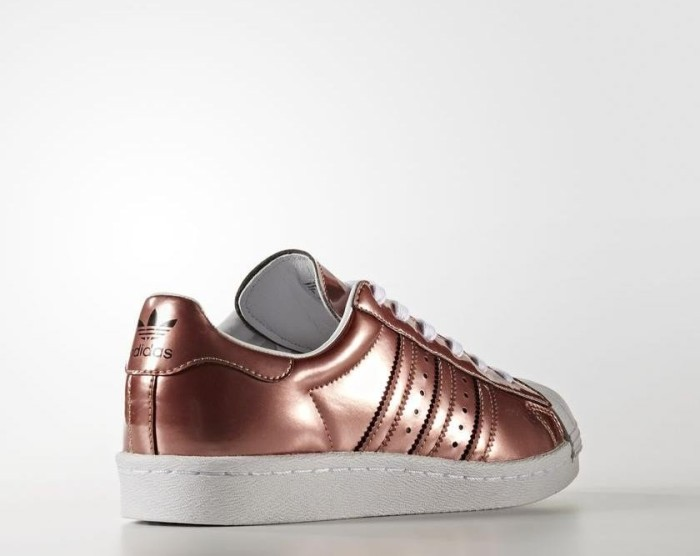 Adidas Superstar Boost copper metallic Weiß ab 48 (2019 ... Real