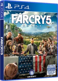 Far Cry 5 - Season Pass (Download) (Add-on) (AT) (PS4)