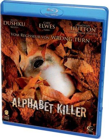 Alphabet Killer (Blu-ray) -- via Amazon Partnerprogramm