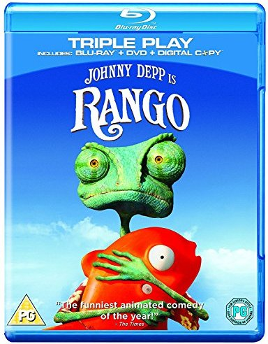 Rango (Blu-ray) (UK) -- via Amazon Partnerprogramm