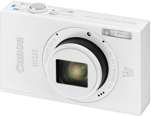 Canon Digital Ixus 510 HS white (6164B007)