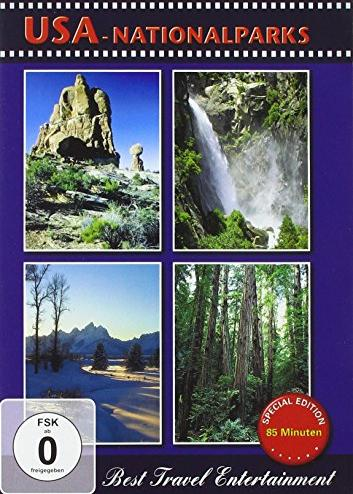 Reise: Nationalparks USA - South Dakota -- via Amazon Partnerprogramm