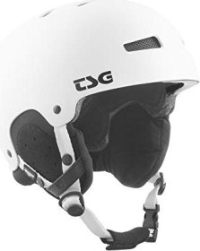 TSG Gravity Solid Color Helm satin white (790600-35-165)