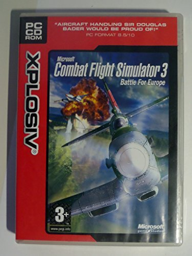 Combat Flight Simulator 3 (German) (PC) (708-00173) -- via Amazon Partnerprogramm