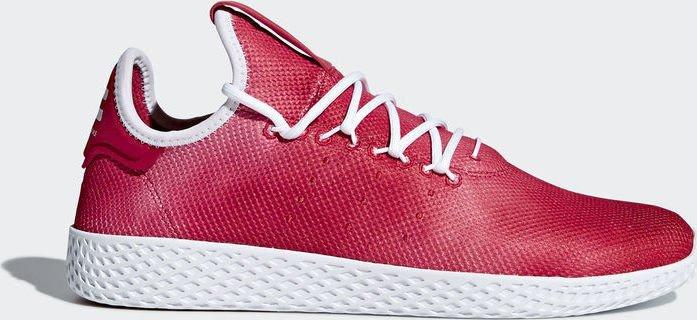 afca9658d adidas Pharrell Williams tennis HU scarlet white (DA9615) starting ...