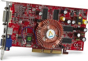 Creative 3D Blaster5 FX5600, GeForceFX 5600, 256MB DDR, DVI, TV-out, AGP (70GB000002020)