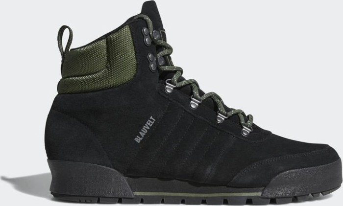 adidas Jake 2.0 core blackbase green (Herren) (B41494)