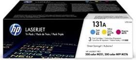 HP Toner 131A Color Pack (U0SL1AM)