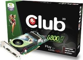 Club 3D GeForce 6800 Ultra, 256MB DDR3 (CGNX-U686DD)