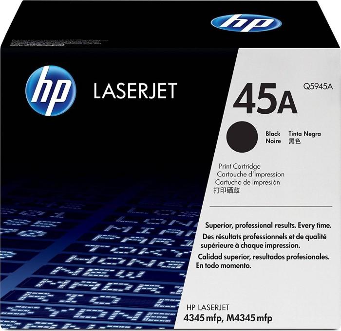 HP Toner 45A schwarz (Q5945A)