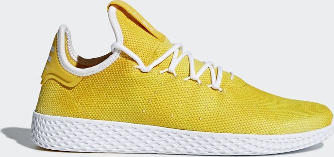 Hu Tennis Pharrell Williams Adidas Gelbweißda9617 TlFKcJu13