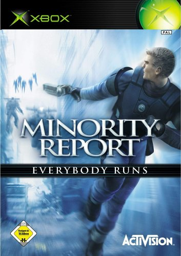 Minority Report (niemiecki) (Xbox) -- via Amazon Partnerprogramm