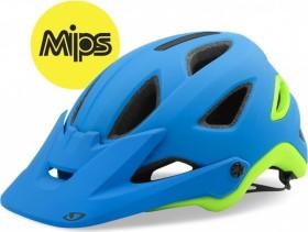 Giro Montaro MIPS Helm matte blue/lime