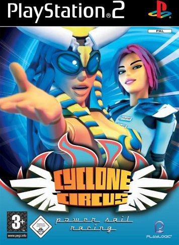 Cyclone Circus - Power Sail Racing (deutsch) (PS2) -- via Amazon Partnerprogramm
