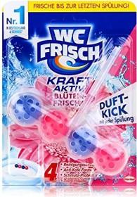 Henkel WC Frisch Kraft Aktiv Blütenfrische WC-Duftspüler, 1 Stück