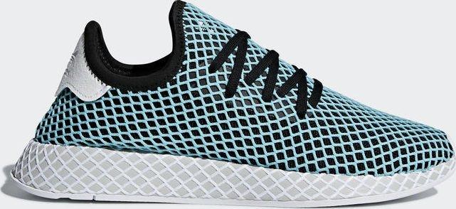best website 3a918 3c71f adidas Deerupt Runner Parley blue core black blue spirit (men) (CQ2623