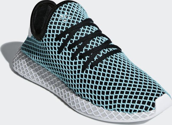 the latest f7631 07f31 adidas Deerupt Runner Parley bluecore blackblue spirit (men) (CQ2623)  starting from £ 0.00 (2019)  Skinflint Price Comparison UK