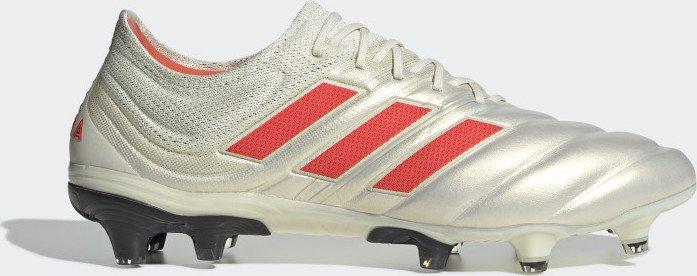 premium selection 9781c b18f7 adidas Copa 19.1 FG off white solar red core black (Herren) (