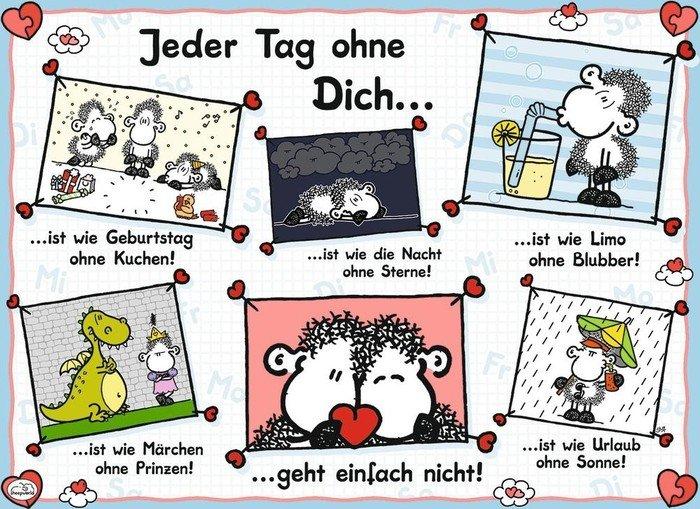 Ravensburger Puzzle Sheepworld Jeder Tag Ohne Dich Preisvergleich