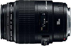 Canon EF 100mm 2.8 Makro USM schwarz (4657A003/4657A011)