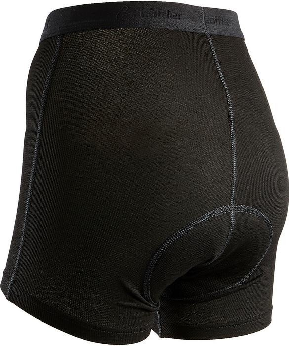 Löffler Transtex Light Bike pant short black (ladies) (03965-990)