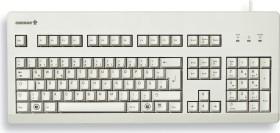 Cherry G80-3000 hellgrau, MX BLACK, PS/2 & USB, DE (G80-3000LPCDE-0)