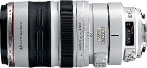 Canon EF 100-400mm 4.5-5.6 L IS USM weiß (2577A003/2577A011)
