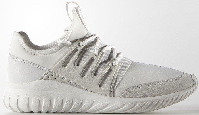 new concept 18f16 985bd adidas tubular radial crystal white (men) (AQ6722)