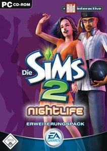 Die Sims 2 - Nightlife (Add-on) (deutsch) (PC)