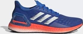 adidas Ultra Boost PB glow blue/core white/solar red (Herren) (EF0893)