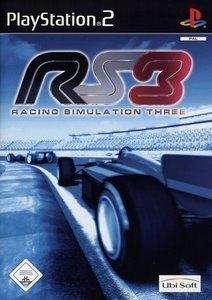 Racing Simulation 3 (German) (PS2)