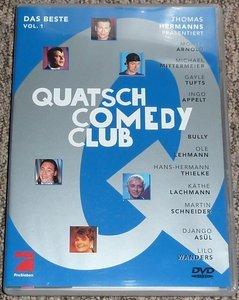 Quatsch Comedy Club - Das Beste Vol. 1 -- © bepixelung.org