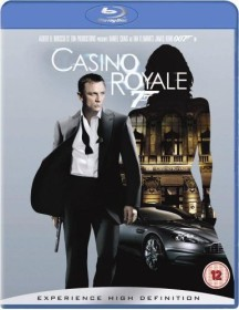 James Bond - Casino Royale (Blu-ray) (UK)