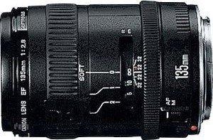 Canon EF 135mm 2.8 Soft-Focus schwarz (2516A004/2516A009)