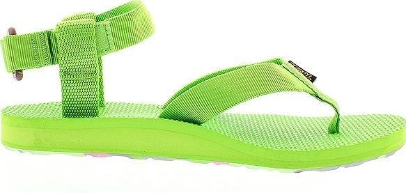 Teva Original Sandal Marbled W's, Damen Sport- & Outdoor Sandalen, Grün (703 jasmine green), 42 EU (9 Damen UK)