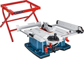 Bosch Professional GTS 10 XC Elektro-Tischkreissäge inkl. Untergestell GTA 6000 (0615990EM9)