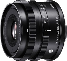 Sigma Contemporary 45mm 2.8 DG DN for Sony E