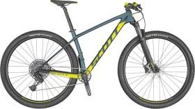 Scott Scale 940 cobalt/yellow Modell 2020 (274594)