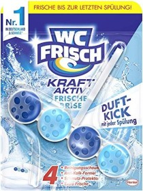 Henkel WC Frisch Kraft Aktiv Frische Brise WC-Duftspüler, 1 Stück