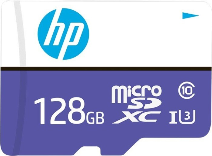 PNY HP mx330 R100 microSDXC 128GB Kit, UHS-I U3, Class 10 (HFUD128-1U3PA)