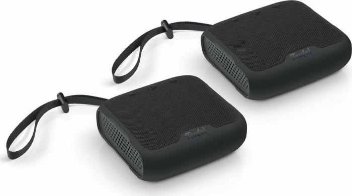 Teufel Boomster Go Stereo-Set schwarz