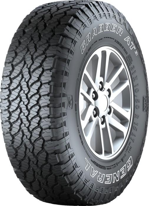 General Tire Grabber AT3 265/65 R17 112H